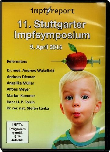 11. STUTTGARTER IMPFSYMPOSIUM - Video-Mitschnitt