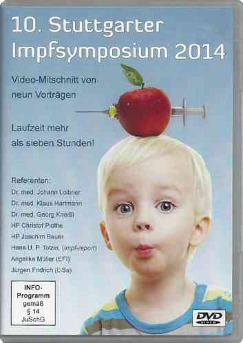 10. STUTTGARTER IMPFSYMPOSIUM - Video-Mitschnitt