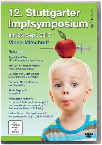 12. STUTTGARTER IMPFSYMPOSIUM - Video-Mitschnitt